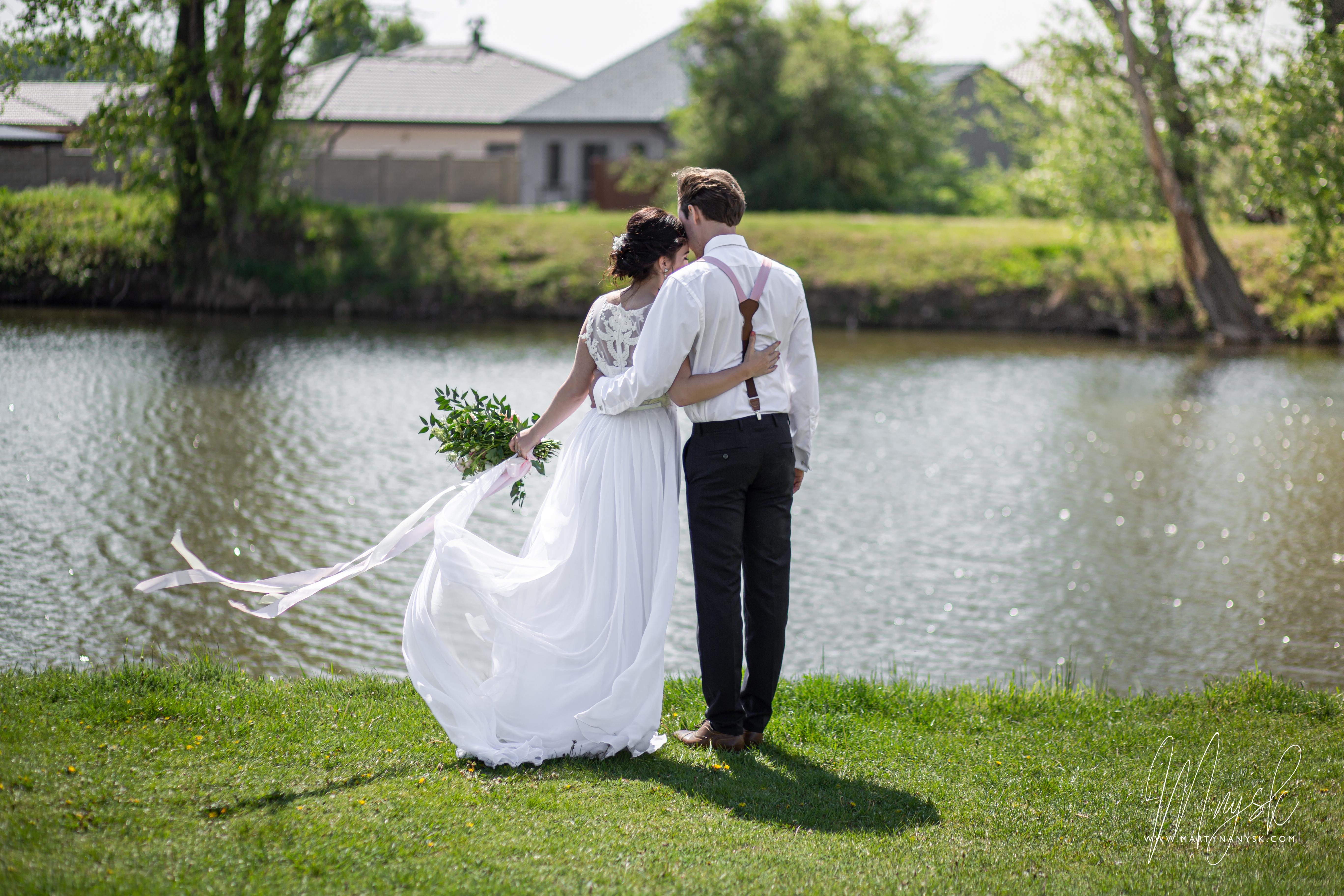 Jarní svatební editorial aneb projekt Hruška
